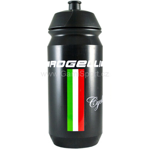 Bidon rowerowy Rogelitrówlitrówi TEAM 0,5 litrów czarny 009.903, Rogelli