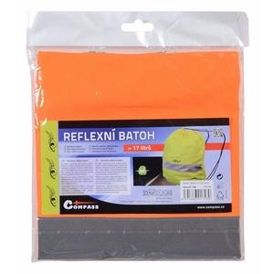 Plecak odblaskowy S.O.R. pomarańczowy, Safety on Road