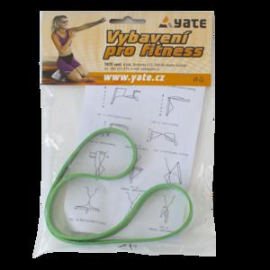 guma wzmacniający 'O' średni zielony pakiet 50 szt., Yate