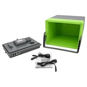 chłodzący pudełko z ogrzewanie Compass 30l 230V/12V ECO A ++, Compass