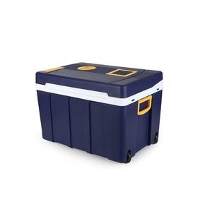 chłodzący pudełko z ogrzewanie Compass 50l 230V/12V zdatny do jazdy, Compass