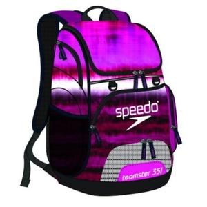 Plecak Speedo Mi'dzykulturowe woźnica Backpack XU Tie Dye Pink 68-10707c295, Speedo