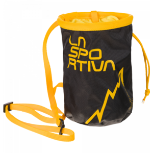 Torba do magnez La Sportiva LSP Chalk Bag black, La Sportiva