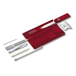Nóż Victorinox SwissCard Quattro 0.7200.T, Victorinox
