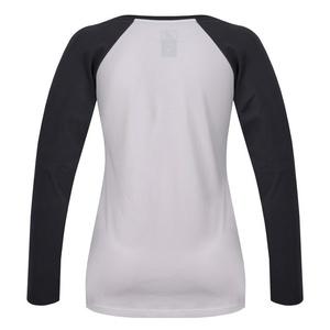 Koszulka HANNAH Fabris bright white/castlerock, Hannah