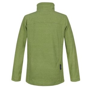 Bluza HANNAH Taurum JR zielony naszywka, Hannah