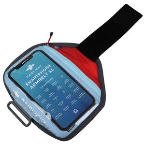etui do telefon komórkowy Raidlight Smartphone  Armbelt XL Red Light, Raidlight
