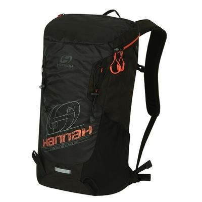 Plecak HANNAH Raven 28 antracytowy (pomarańczowy tp), Hannah