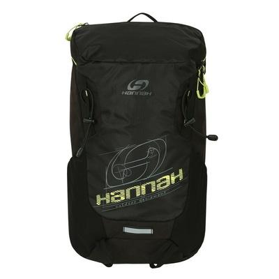 Plecak HANNAH Raven 28 antracytowy (lime green tp), Hannah