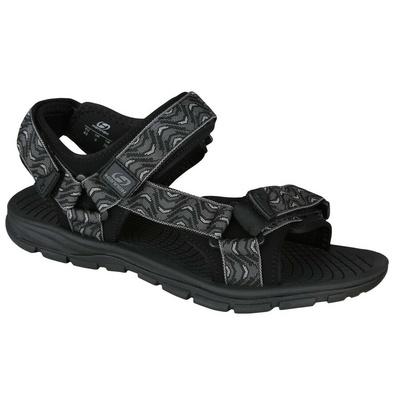 Sandały HANNAH Feet pewter (fala), Hannah