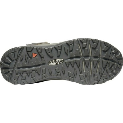 Buty Keen HIGHLAND Sneaker Mid M-zachód słońca pszenica/srebro birch, Keen