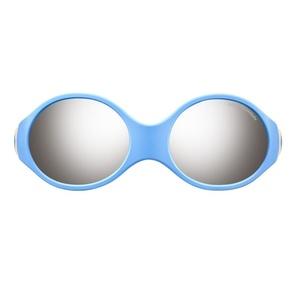 Przeciwsłoneczna okulary Julbo LOOP L SP4 BABY blue cyjan / żółty green, Julbo