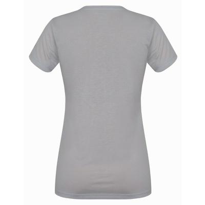 Koszulka HANNAH Corey II szaro-fioletowa, Hannah