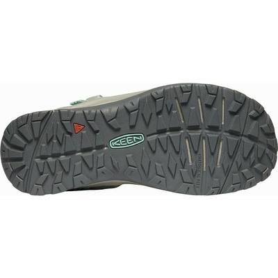 Sandały Keen TERRADORA II Sandał z odkrytymi palcami dla kobiet light szary/ocean wave, Keen