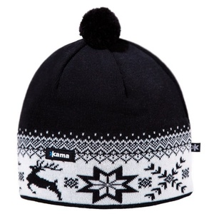 czapka Kama AW01 110 czarny, Kama