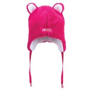 Dziecięca polarowa czapka Kama B68 114 różowa, Kama