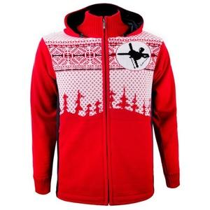 Sweter Kamakadze K3001 104 czerwony, Kama
