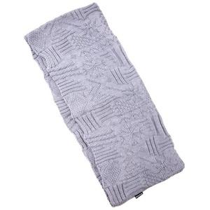 Dziany szalik-komin Kama S20 109 jasno siwy, Kama