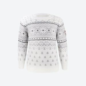 Dziecięcy Merino sweter Kama 1013 101, Kama