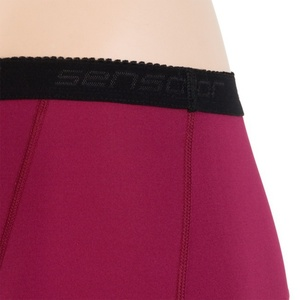 Damskie majtki z nogawką Sensor COOLMAX FRESH lilla 16200009, Sensor
