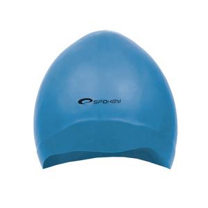 Pływacka czapka Spokey SEAGULL niebieska, Spokey