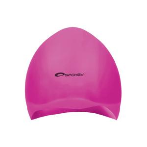 Pływacka czapka Spokey SEAGULL różowa, Spokey