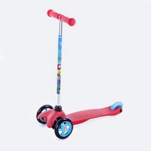 Składane rowerek trójkołowy Spokey Buller czerwona, Spokey