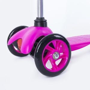 Składane rowerek trójkołowy Spokey Buller różowa, Spokey