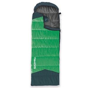 Śpiwór worek Spokey OUTLAST II zielony, Spokey
