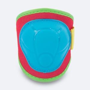 Zestaw dziecięcych ochraniaczy Spokey BUFFER niebieskie, Spokey