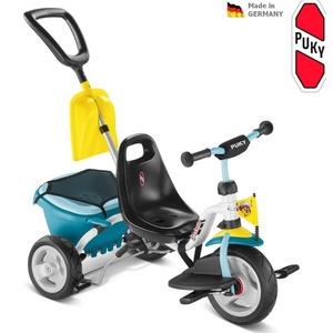 Rowerek trójkołowy PUKY Carry CAT 1SP jasno niebieska 2437, Puky