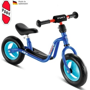 Rowerek bez pedałów PUKY Learner Bike Medium LR M niebieska, Puky