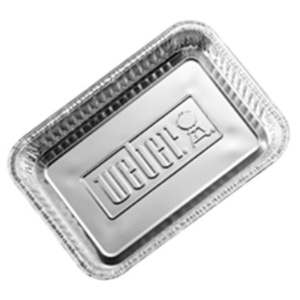 Aluminiowe miski Weber duże, Weber