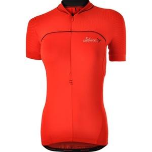 Damski rowerowy bluza Silvini CATIRINA WD1002 red, Silvini