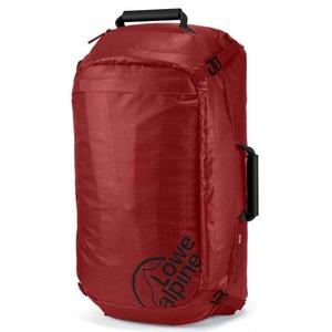 Torba Lowe Alpine AT Kit Bag 60 pepper czerwony / czarny / pr, Lowe alpine