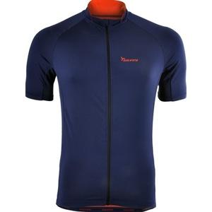 Męski rowerowy bluza Silvini PESCARA MD1025 navy-orange, Silvini