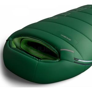 Śpiwór worek Husky Outdoor Monti -11°C zielony, Husky