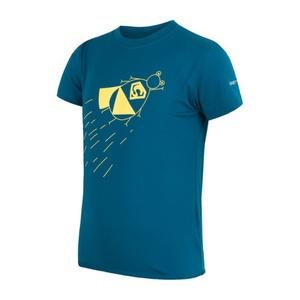Dziecięce koszulka Sensor COOLMAX FRESH PT ZUPAMAN szafir 17100043, Sensor