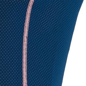Damskie scampolo Sensor Coolmax Fresh Air V-neck ciemno niebieskie 17100020, Sensor