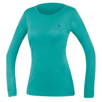 Koszulka Direct Alpine Furry Long Lady mentol (kręgosłup)