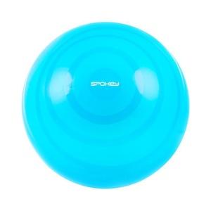 Gimnastyczny piłka Spokey Fitball FLEX 65 cm włącznie pompy turkusowy, Spokey