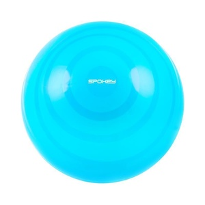 Gimnastyczny piłka Spokey Fitball FLEX 75 cm włącznie pompy turkusowy, Spokey