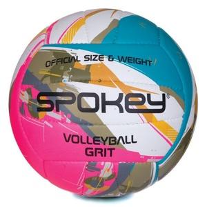Do siatkówki piłka Spokey GRIT turkusowy, biały i różowy č.5, Spokey