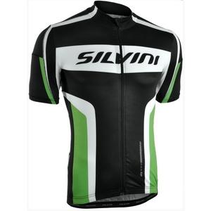 Męski rowerowy bluza Silvini LEMME MD603 black-forest, Silvini