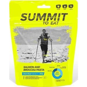 Summit To Eat łosoś z makaronem i brokułą 806100