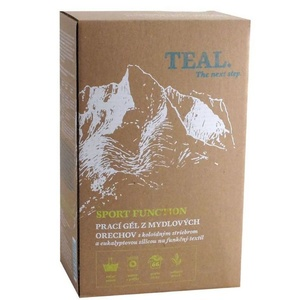 Do prania żel TEAL Sport Function 2l 09020T, Teal
