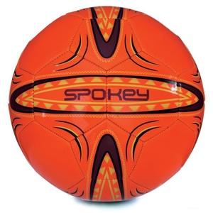 Futbolowa piłka Spokey FERRUM pomarańczowo-czarny, Spokey
