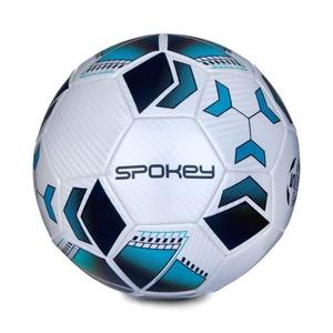 Futbolowa piłka Spokey AGILIT biały i turkusowy vel.4, Spokey