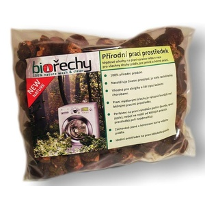 Biowash Mydlane orzechy do mycie 500g, Biowash