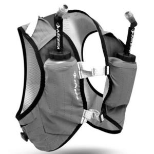 Do biegania kamizelka Raidlight GiletLazer Dry Responsiv 8l Grey/White, Raidlight